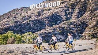 Бум проката велосипедов вслед за Китаем охватывает США