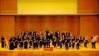 『シェヘラザード』第1楽章(吹奏楽版)Scheherazade 1 mov (Wind band)