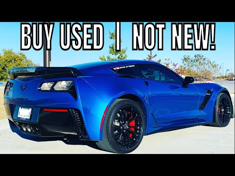 Buy A USED Chevy Corvette Z, It Is So Much BETTER Than A New Z!