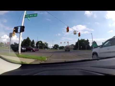 Driving with Scottman895: Driving Around Livonia, MI