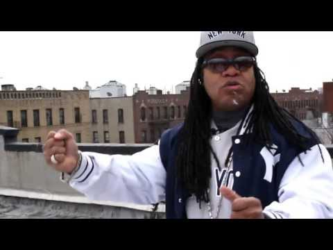 "Melle Mel ""State Of Hip Hop"" Moment In Time"
