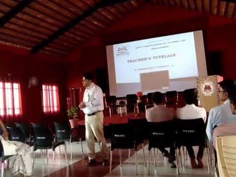 Teachers Tutelage - Adhyayana Academy of Training and Development