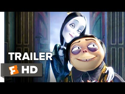 The Addams Family Teaser Trailer #1 (2019) | Movieclips Trailers
