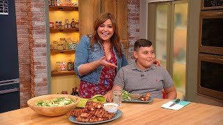 11-Year-Old Food Critic Invites Rach to Italy to Try His Nonna's Cooking
