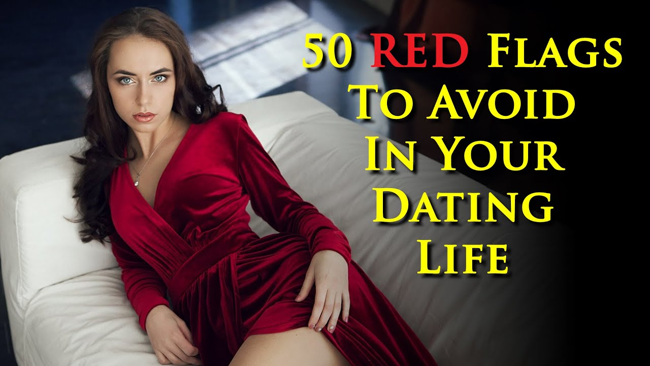 Let's talk red flags. How many have you missed in previous relationships?