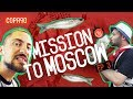 People Eat This Because They Like it?!  | Mission to Moscow with pumafootball