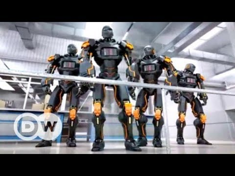 Will robots steal our jobs? – The future of work (1/2) | DW