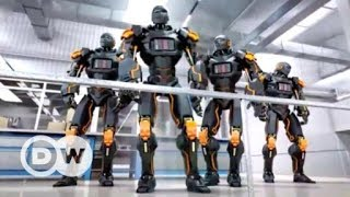 Will robots steal our jobs? - The future of work (1/2) | DW Documentary