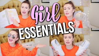 Girl Essentials | Best Sticky Bra, Self Tan, Lull Mattress Review
