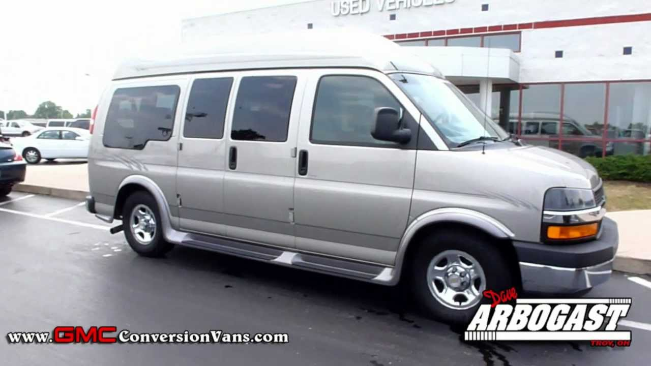 Used 2003 Chevrolet Regency Conversion Van High Top