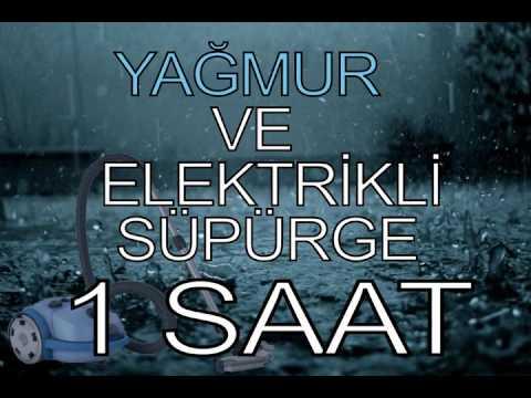 ★ Elektrikli Süpürge Sesi ★ (Bonus: Şimşek ve Yağmur)