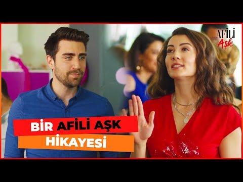 Ayşe Ve Kerem'in AFİLİ AŞK Hikayesi - Afili Aşk 3. Bölüm