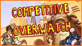 WELCOME TO COMPETITIVE OVERWATCH
