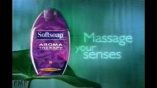 Softsoap Aroma Therapy Body Wash (2003)