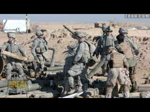 UN mandate for US troops in Iraq running out