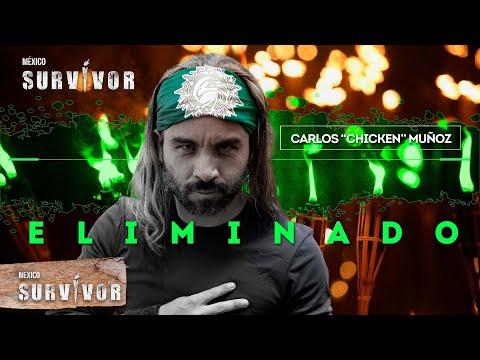 Carlos 'ChiCken' Muñoz se despide de Survivor México. | Survivor México 2021