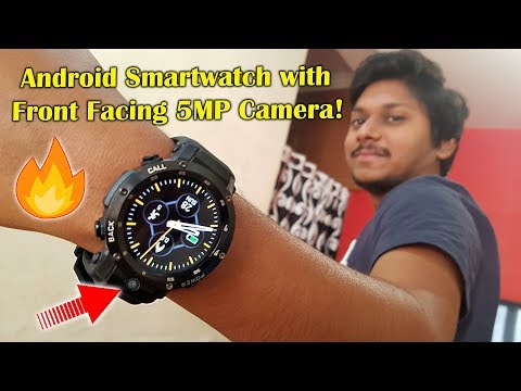 Zeblaze Thor S Review   Powerful Android Smartwatch with Front Facing 5MP Camera!