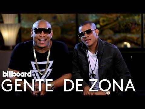 Gente de Zona Interview | Billboard Latin Music 2016