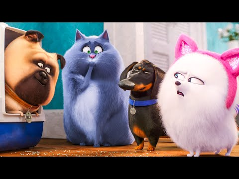 THE SECRET LIFE OF PETS 2 - 7 Minute Trailer (2019)