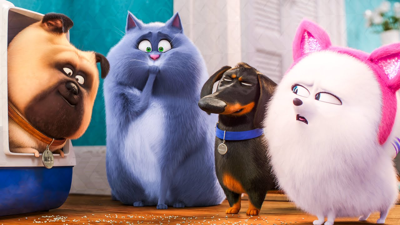 The Secret Life Of Pets 2 7 Minute Trailer 2019 Youtube
