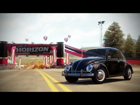 1967 Volkswagen Beetle Review Forza Horizon