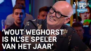 Veronica Inside: 'Wout Weghorst is Nederlands Voetballer van het Jaar'