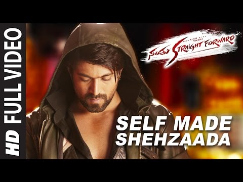Self Made Shehzaada Full Video Song || Santhu Straight Forward Songs || Yash, Radhika