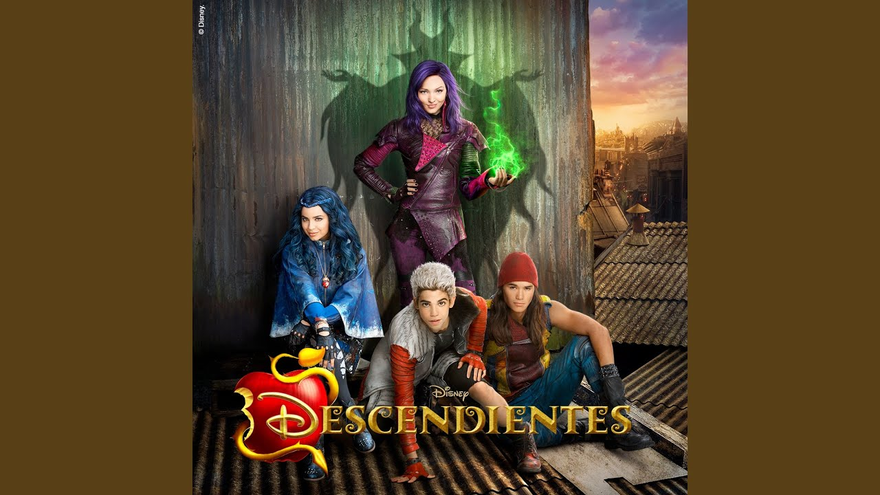 "Night Is Young (From ""Descendants: Wicked World"")"