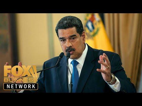 Venezuela's Maduro blames US for massive power outage