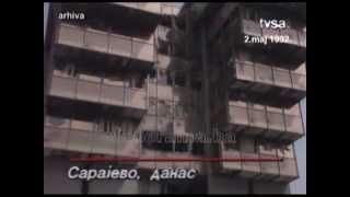 Sjećate li se Sarajeva 2. maja 1992.