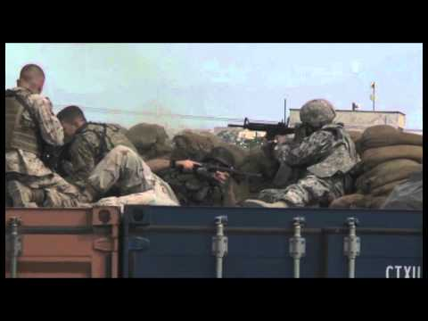 Attack on U.S. Embassy in Kabul, Afghanistan, Sept. 13, 2011 - Part 1