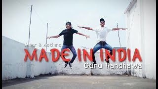 Guru Randhawa: MADE IN INDIA Song Dance Choreography | Bhushan Kumar | Elnaaz Norouzi | Amar & Astha
