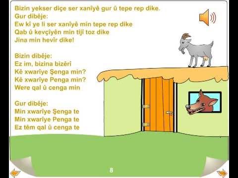 Çîrokên Kurdî - Şengê û Pengê