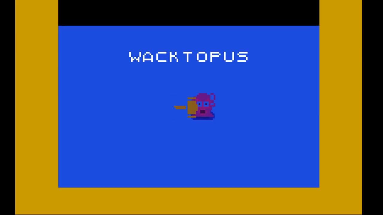 Wacktopus early gameplay | Wacktopus & Whacken