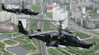 Ка-50 Чёрная акула и Ка-52 Аллигатор кошмар НАТО(, 2016-03-28T12:23:40.000Z)