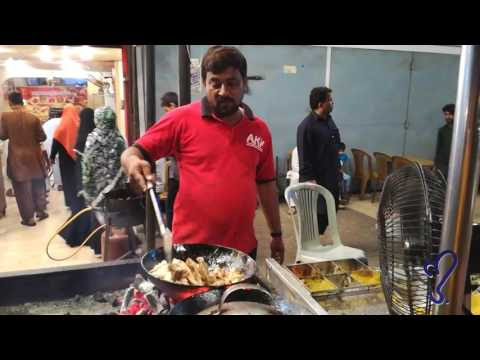koyla karahi | street food of karachi, pakistan