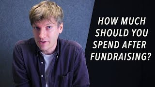 How Much Should You Spend After Fundraising? - Gustaf Alströmer