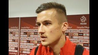 Arkadiusz Reca: Chcę być jak Łukasz Piszczek! l Futbologia
