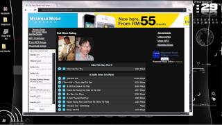 how to download myanmar mp3 .avi