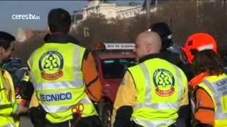 Un perturbado desata la alarma por falsa amenaza de bomba en un tren de Atocha (Madrid)