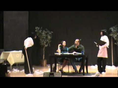 """Inspirational Stage Play """" When  You Have A Dream"""""""
