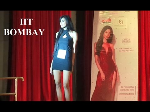 Pretty Girls | She's Got the Look |  IIT Bombay | Mood Indigo 2016 - 17 | Fashion Show