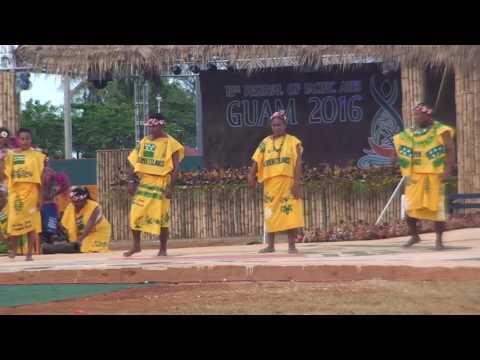 FESTPAC, 2016: SOLOMON ISLANDS