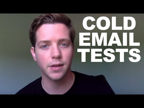 4 Things to Test in Your Cold Emails