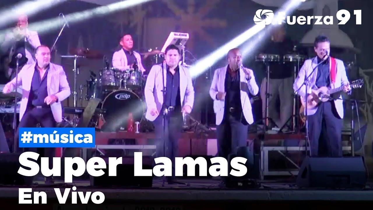 Super Lamas En Vivo - Concierto Completo