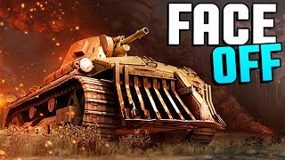 Crossout - AWESOME FUN! NEW FACE OFF BRAWL! Intense Action (Crossout Gameplay)