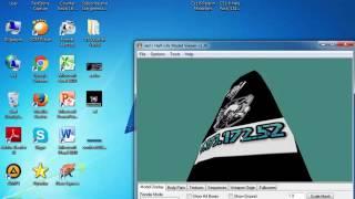 Counter Strike 1.6 - Model Yapma , Admin Pelerini Ve Admin Şapkası