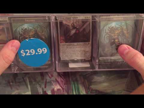 Commander Decks in Random Target Magic Boxes