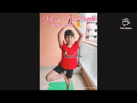 easy  simple yoga poses everyday workouts exercises