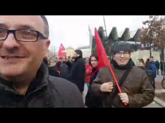 Antifa tüntetés és fenyegetőzés | Vadhajtások.hu